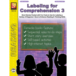 Labeling for Comprehension: Reading Level 3 (eBook)