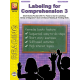 Labeling for Comprehension: Reading Level 3 (eBook)