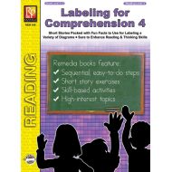 Labeling for Comprehension: Reading Level 4 (eBook)