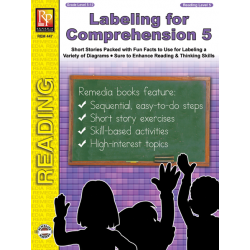 Labeling for Comprehension: Reading Level 5 (eBook)