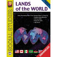 Lands of the World (Enhanced eBook)