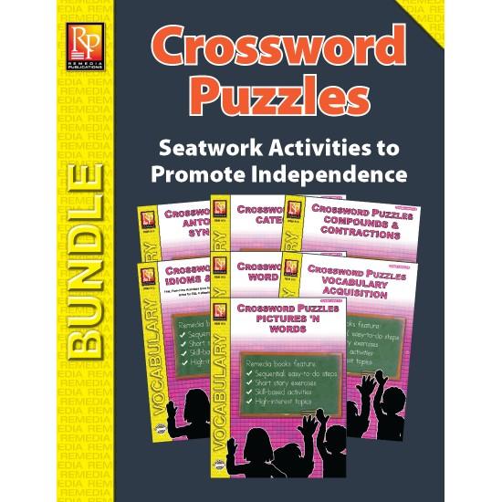 Crossword Puzzles (Bundle)