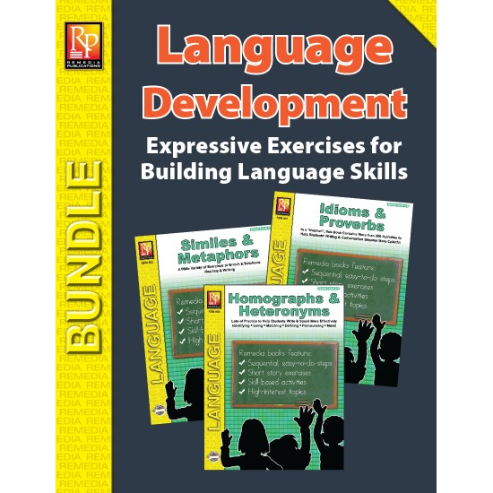 Language Development (Bundle)
