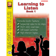 Learning to Listen Book 1 (eBook)