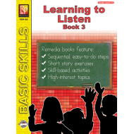 Learning to Listen: Book 3 (eBook)