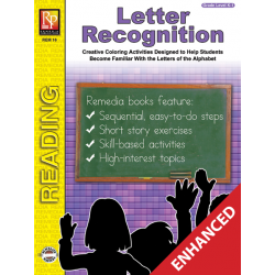 Letter Recognition (Enhanced eBook)