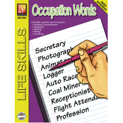 Occupation Words: Life Skills Lessons (eBook)