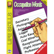 Occupation Words: Life Skills Lessons (Enhanced eBook)