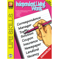 Independent Living Words: Life Skills Lessons (Enhanced eBook)