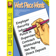 Work Place Words: Life Skill Lessons (eBook)