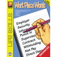 Work Place Words: Life Skill Lessons (Enhanced eBook)