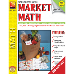 Market Math (Enhanced eBook)