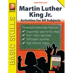 Martin Luther King, Jr. Activities for All Subjects (Chapter Slice)