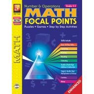 Math Focal Points: Number & Operations - Grade 2-3 (Enhanced eBook)
