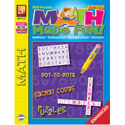 Math Made Fun! (Enhanced eBook)
