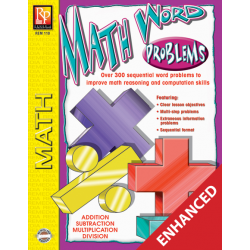 Math Word Problems (Enhanced eBook)
