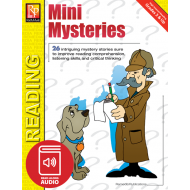 Mini Mysteries (Audio & eBook)
