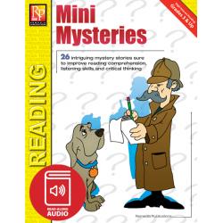 Mini Mysteries (Audio & eBook)