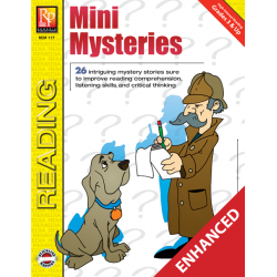 Mini Mysteries (Enhanced eBook)