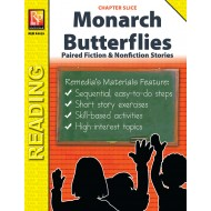 Paired Fiction & Nonfiction Stories: Monarch Butterflies (Chapter Slice)