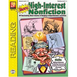 More High-Interest Nonfiction (eBook)
