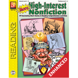 More High-Interest Nonfiction (Enhanced eBook)