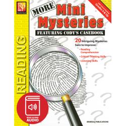 More Mini Mysteries (Audio & eBook)