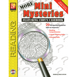 More Mini Mysteries (eBook)