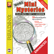 More Mini Mysteries (Enhanced eBook)