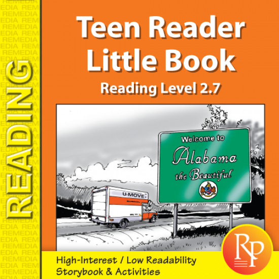 Teen Reader Storybook: Moving is Not Beautiful (Reading Level 2.7)