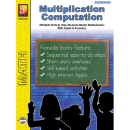 Multiplication Computation (eBook)