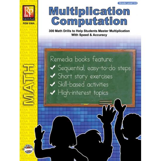 Multiplication Computation (eBook)