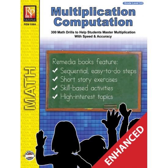 Multiplication Computation (Enhanced eBook)