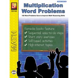 Multiplication Word Problems (eBook)