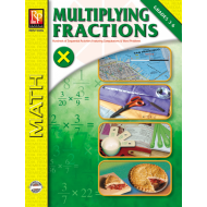 Multiplying Fractions (eBook)