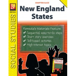 New England States (Chapter Slice)