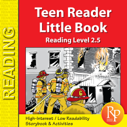 Teen Reader Storybook: A Night to Remember (Reading Level 2.5)