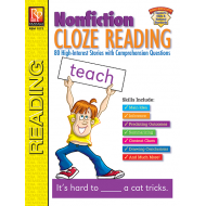 Nonfiction Cloze Reading (eBook)