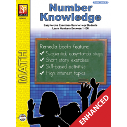 Number Knowledge (Enhanced eBook)