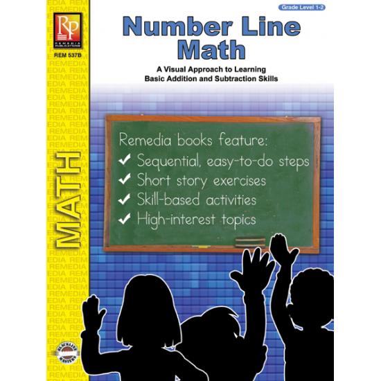 Number Line Math (eBook)