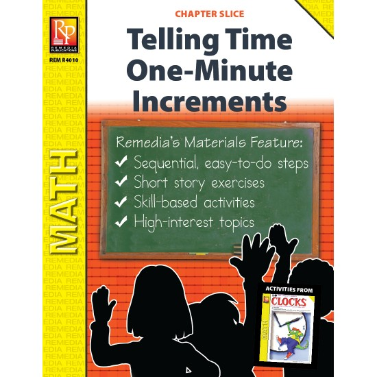 One Minute: Telling Time Practice (Chapter Slice)