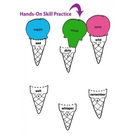 Antonyms: Skill Centers (eBook)