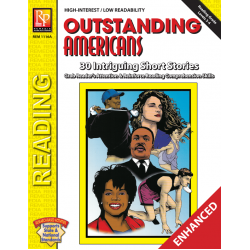 Outstanding Americans (Enhanced eBook)
