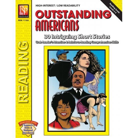 Outstanding Americans (eBook)