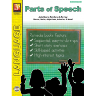 Parts of Speech - Grades 2-3 (eBook)