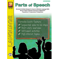Parts of Speech - Grades 4-5 (eBook)