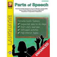 Parts of Speech - Grades 4-5 (Enhanced eBook)