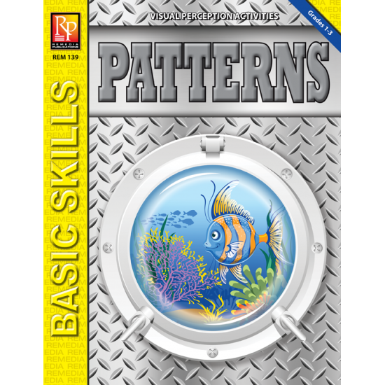 Patterns: Perceptual & Spatial Activities (eBook)