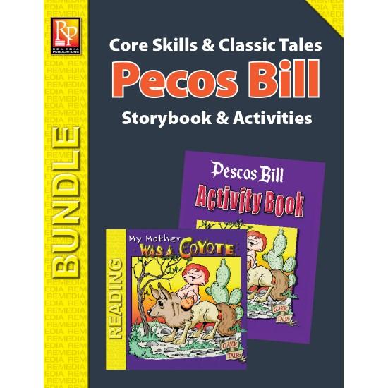 Pecos Bill: Storybook & Activities (Bundle)