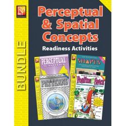 Perceptual & Spatial Concepts (Bundle)